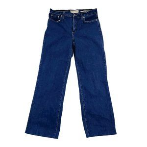 Nancy Bolen Jeans Women's 8 30x27 Blue Slim'R High